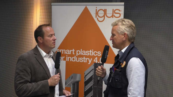 Igus: Smart Plastics for longer life