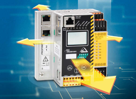 AS-i Safety Gateway – mit Safe Link ein Quantensprung