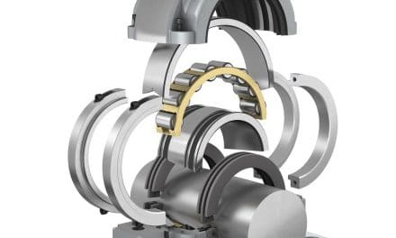 "Aus ""Cooper Roller Bearings"" wird ""SKF Cooper Split Bearings"""
