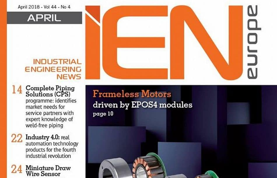 IEN Europe's 04/2018 digital edition online now