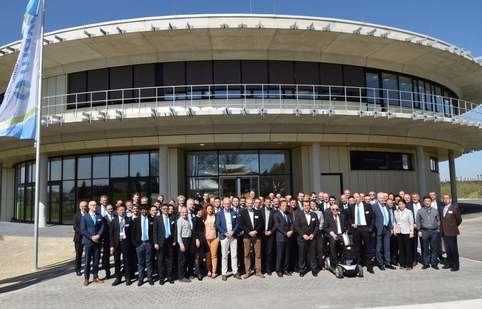 Internationales Sales Meeting bei Mayr Antriebstechnik