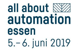 all about automation essen @ Messe Essen
