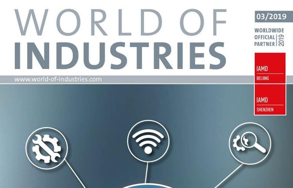 WORLD OF INDUSTRIES 3/2019 IS NOW AVAILABLE!