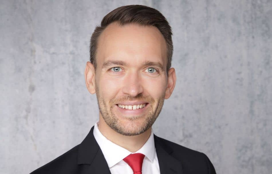 Neuer Marketing Manager für Zentraleuropa bei Mitsubishi Electric Europe