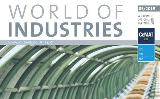 World Of Industries 5/2019 is now available!
