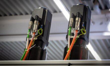 Spindelpresse mit elektrischem Servoantrieb