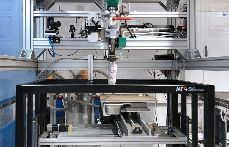 Antrieb für 3D-Drucker