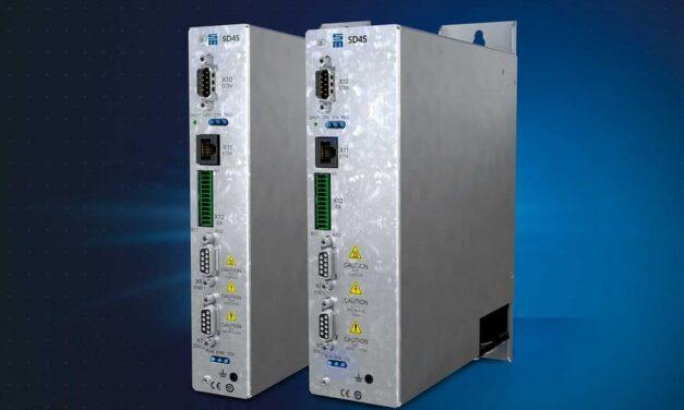 Einsatzspektrum für Frequenzumrichter erweitert