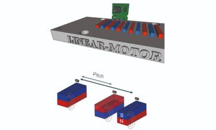 Wegmess-System für lineare Direktantriebe