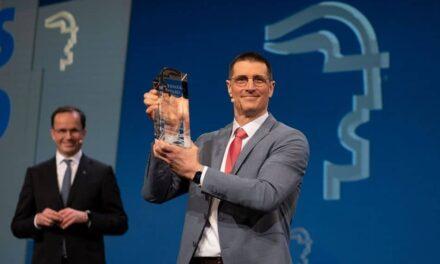 Hermes Award für elektrischen Aktuator