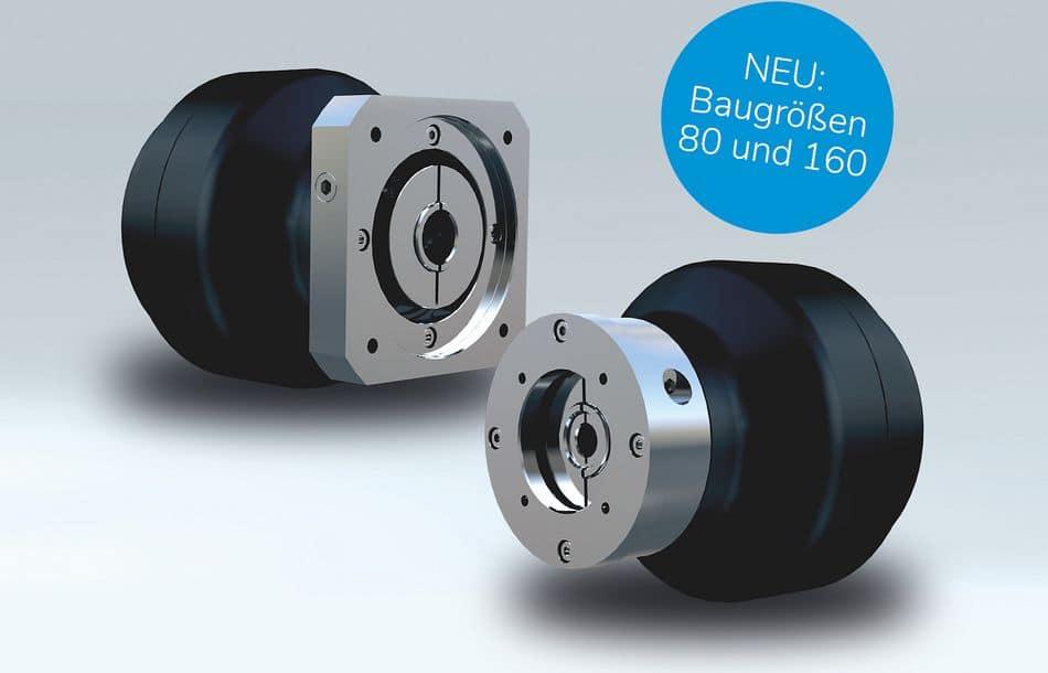 Servogetriebe-Serie Neco flexibler gemacht