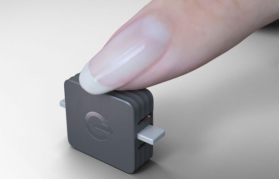 Linearantrieb auf Miniatur-Format getrimmt