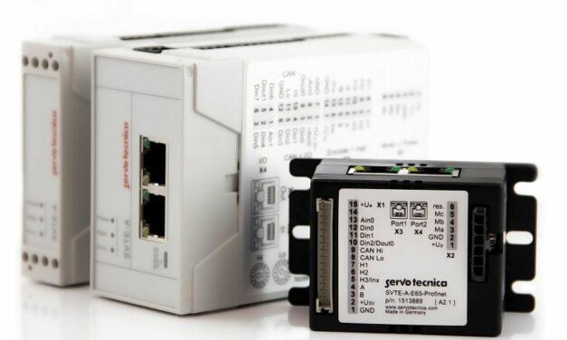 Kompakte Controller für mobile Anwendungen