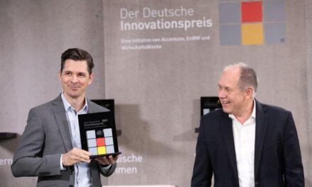 """""""Der Deutsche Innovationspreis"""": Bosch Rexroth überzeugt Jury"""
