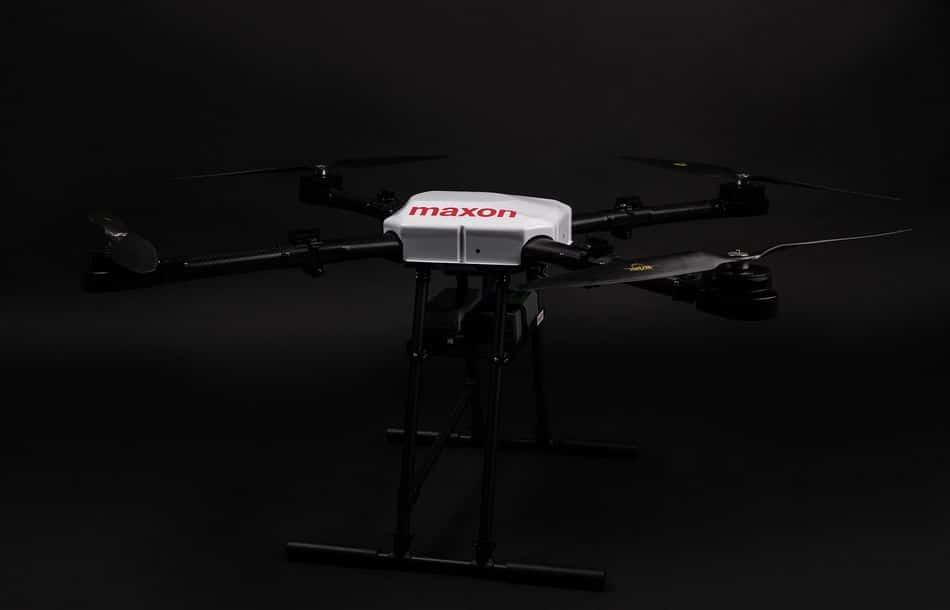 Drohnen werden flott gemacht für Flotten
