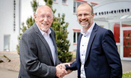Neuer CEO bei Rose+Krieger