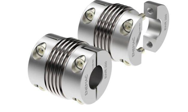 Metallbalgkupplung für knifflige Einsätze