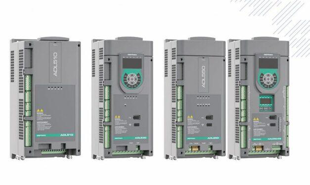 Smarte Aufzugumrichter von Gefran
