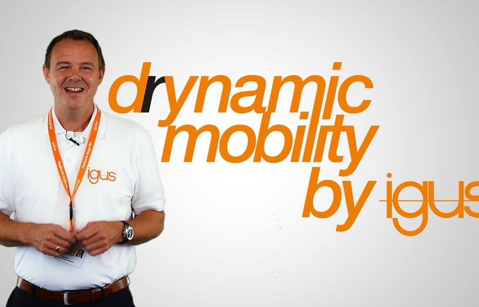 Igus präsentiert motion plastics zu Mobilitätstrends