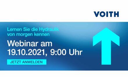 Willkommen in der Hydraulik von morgen