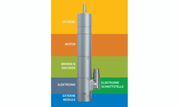 Kompakte Servoantriebe für Automatisierungslösungen