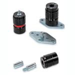 Schnellverschluss-Kupplung für den industriellen Einsatz