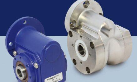 Schneckengetriebe mit Varianten- und Adaptionsvielfalt